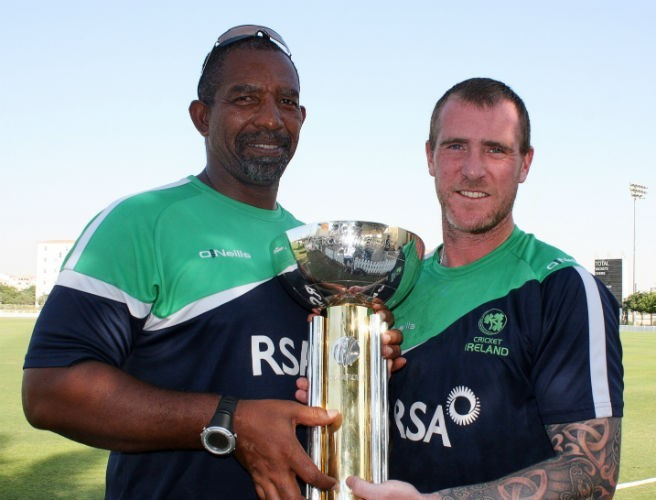Former Ireland cricket star recruited by Afghanistan