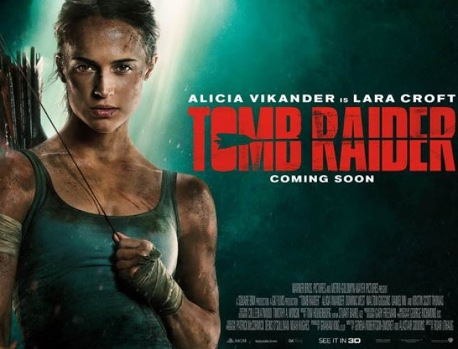 New Trailer For Tomb Raider