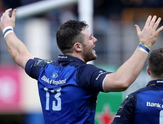 'Exceptional' Robbie Henshaw lauded ahead of Montpellier clash