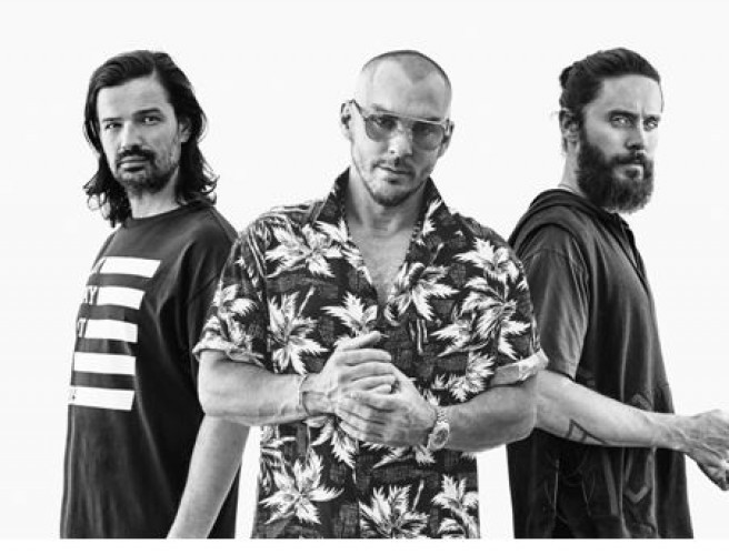 Thirty Seconds To Mars Announce Dublin Gig