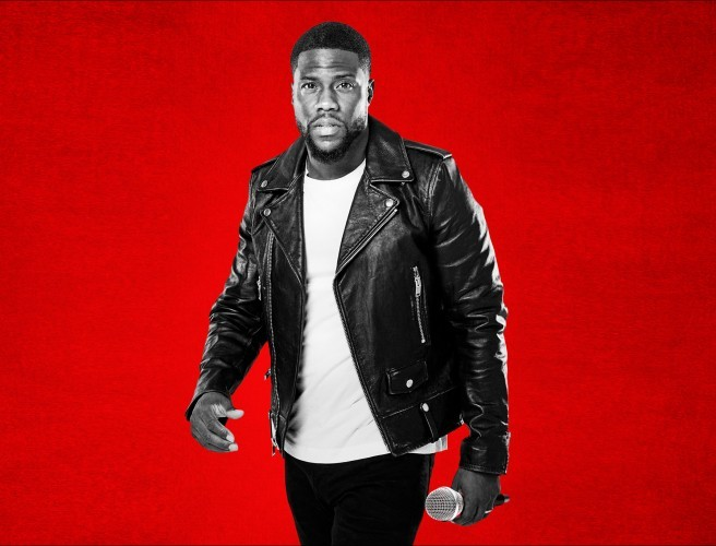 Kevin Hart Announces 3Arena Date