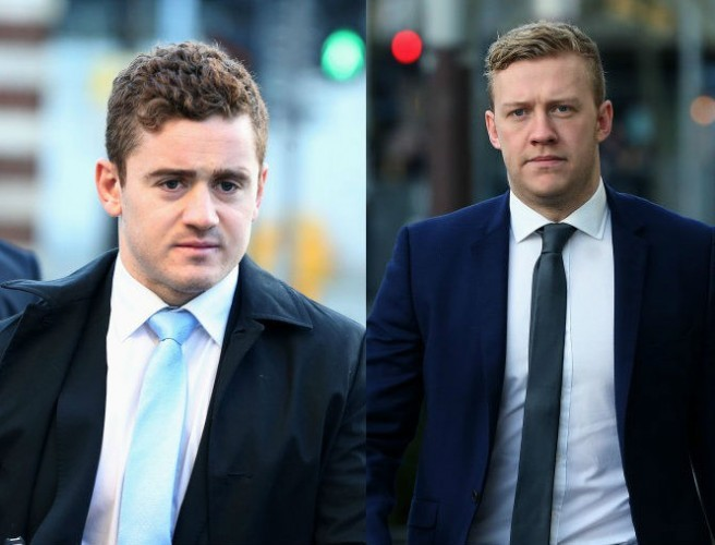 IRFU And Ulster Rugby Revoke Paddy Jackson and Stuart Olding's Contracts