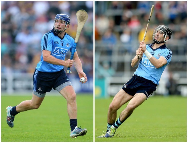 Danny Sutcliffe & Conal Keaney named to start for Dublin