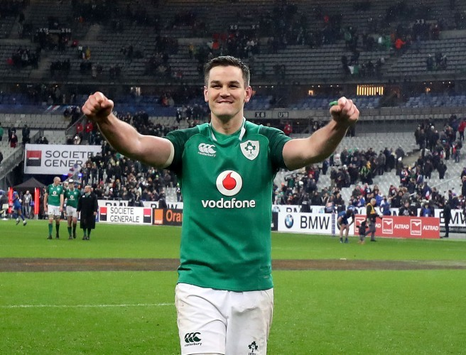 """The Ireland Win Was A Defining Moment""- Shane Byrne"