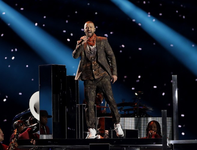 Justin Timberlake 'Duets' With Prince For Super Bowl Halftime Show