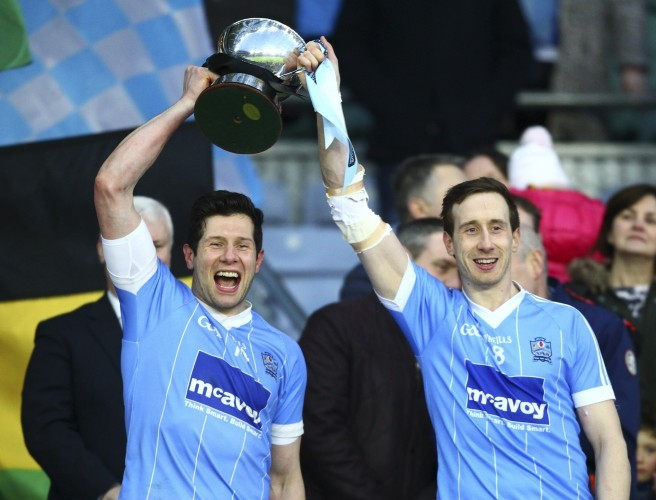 Colm Cavanagh: on-pitch relationship with Sean has been key to our success
