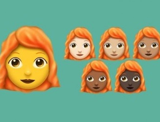 Ginger Emojis Will Be Released This Year