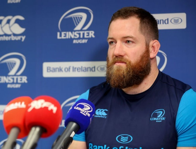 Hard-working Michael Bent hits ton for Leinster this weekend