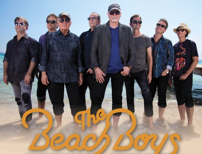 The Beach Boys Announce Dublin Gig