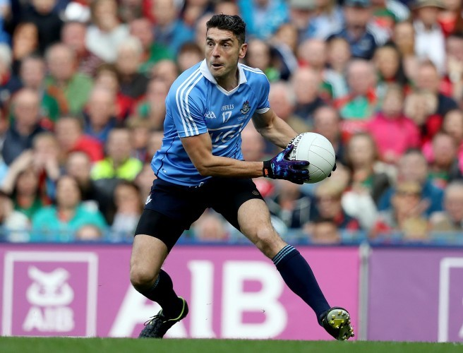 Reports: Bernard Brogan suffers cruciate knee injury
