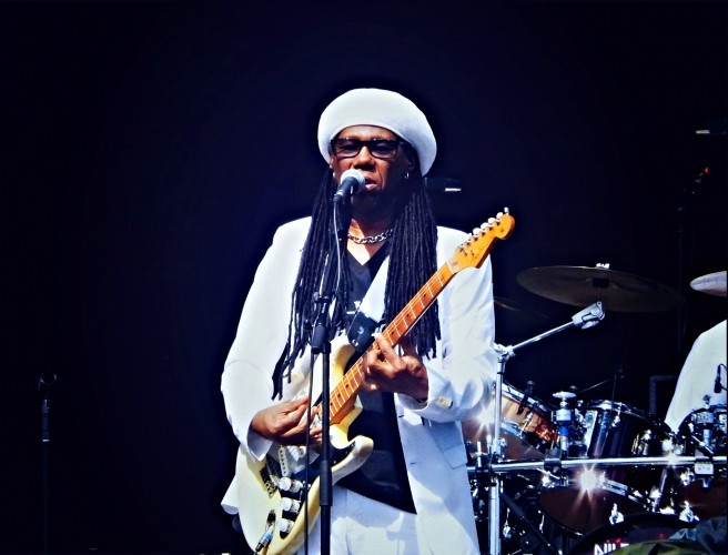 Nile Rodgers & Chic Announce Malahide Castle Gig
