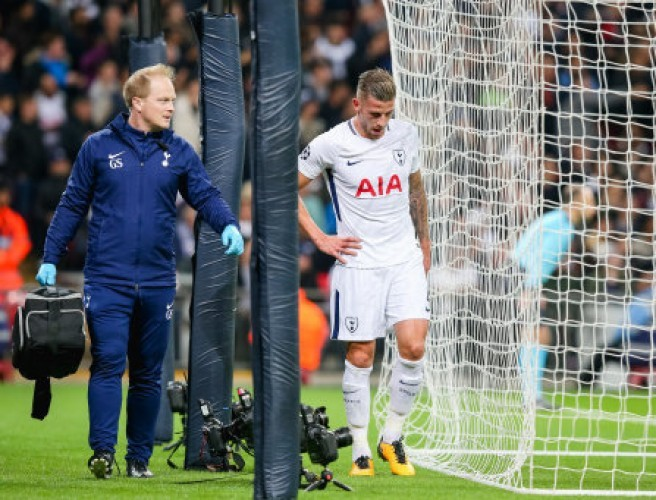 Pochettino wants to be careful with Alderweireld return
