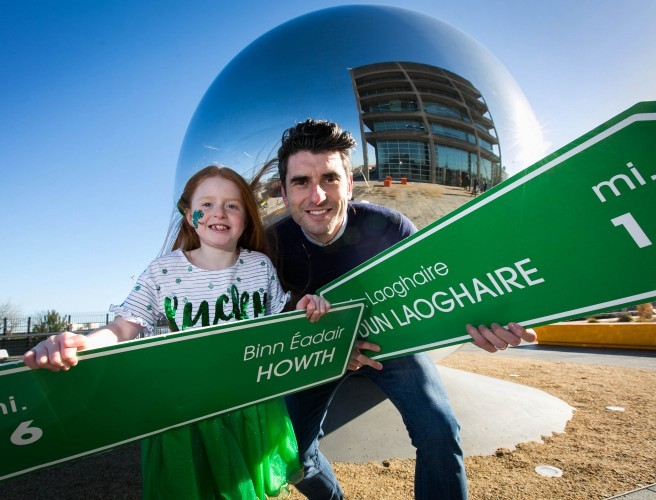 Aware Harbour2Harbour Walk To Take Place On St Patrick's Day