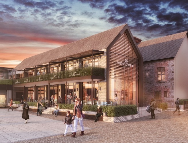 Fallon And Byrne Plans Massive Dundrum Food Hall