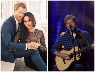 Ed Sheeran To Perform At Prince Harry & Meghan Markle's Wedding?