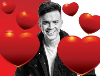 98FM's Dara Quilty Helps Dubliners Score Brownie Points This Valentine's