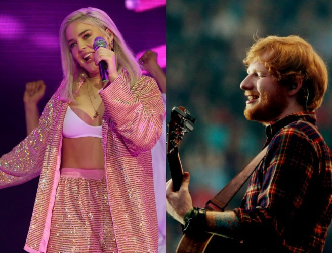Anne Marie Announced As Support For Ed Sheeran's Irish Dates