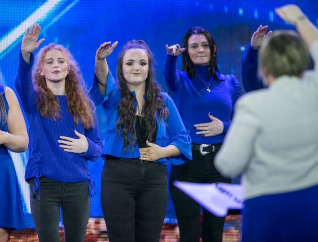 Sign Language Choir From Cabra On Ireland's Got Talent Tomorrow