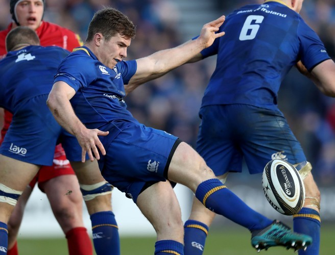 McGrath Knee Injury Could Cause Champions Cup Selection Head-Ache For Leinster