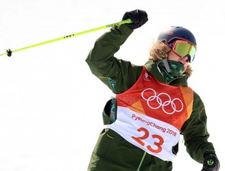 """Unbelievable dude"" - Bubba Newby delighted with Winter Olympic performance"