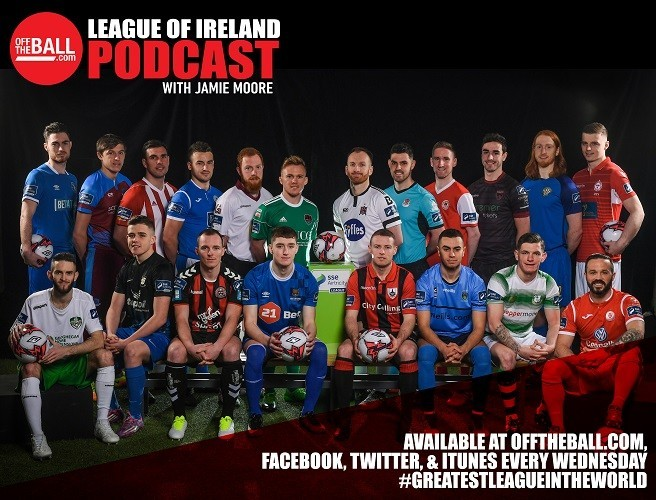 The League Of Ireland Podcast - Episode 2