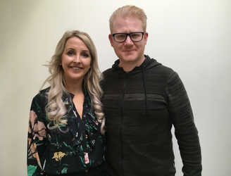 Amy From First Dates On 98FM's Big Breakfast