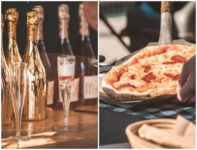A Pizza & Prosecco Festival Is Coming To Dublin