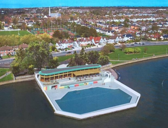 Clontarf Baths Bar To Open 'Towards The End Of Next Week'