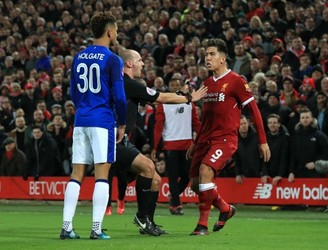 Roberto Firmino cleared by FA over Mason Holgate racism allegations
