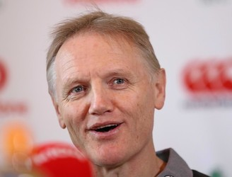 """Focus On The Opportunity For Other People"" - Joe Schmidt"