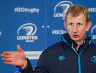 Leo Cullen: 'It's important we demonstrate a certain element of bravery with selections""