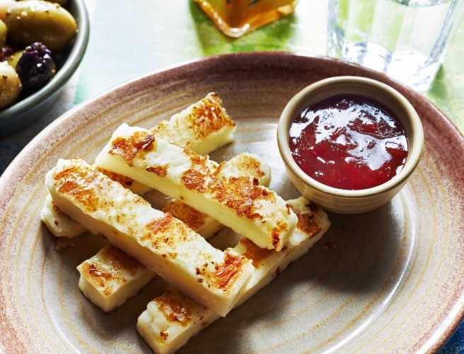 Nando's Is Now Selling Halloumi Fries