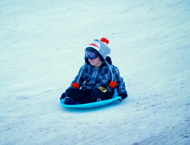 The Best Places To Go Sledding In Dublin