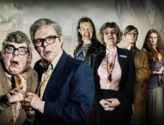 The League of Gentlemen Announce 3Arena Show