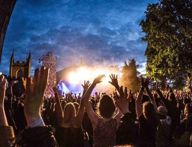 More Acts Announced For Castlepalooza