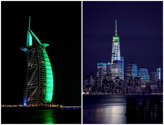 St Patrick's Day, Tourism Ireland, Global Greening