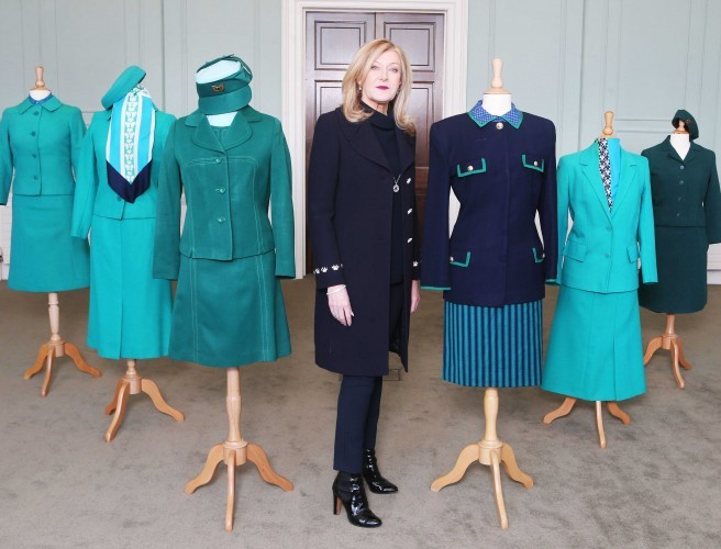 Aer Lingus Grounds Cabin Crew Uniform