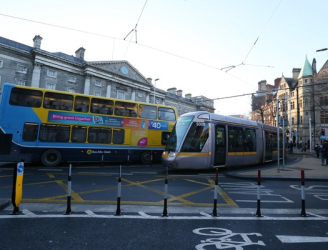 Transport Bosses Hold Crisis Meeting Over Luas Letdowns