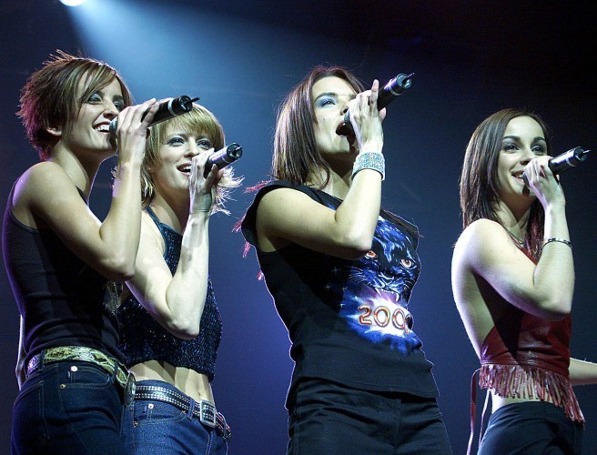 B*Witched Internet Searches Spike Ahead Of Paddy's Day