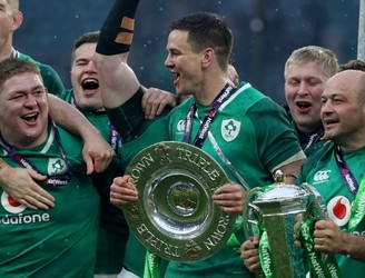 """You Couldn't Write The Script"" - Ireland Grand Slam Champions"