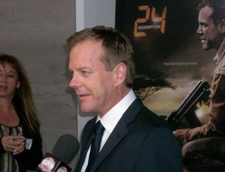 Kiefer Sutherland To Play Dublin Gig