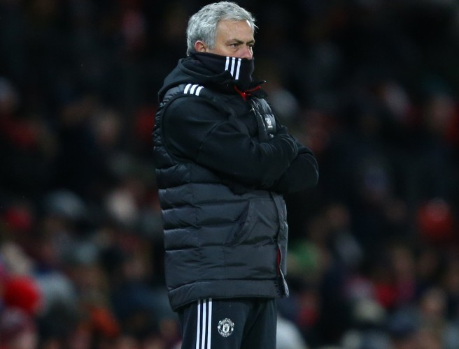 The paranoia of Mourinho: the new King Lear?