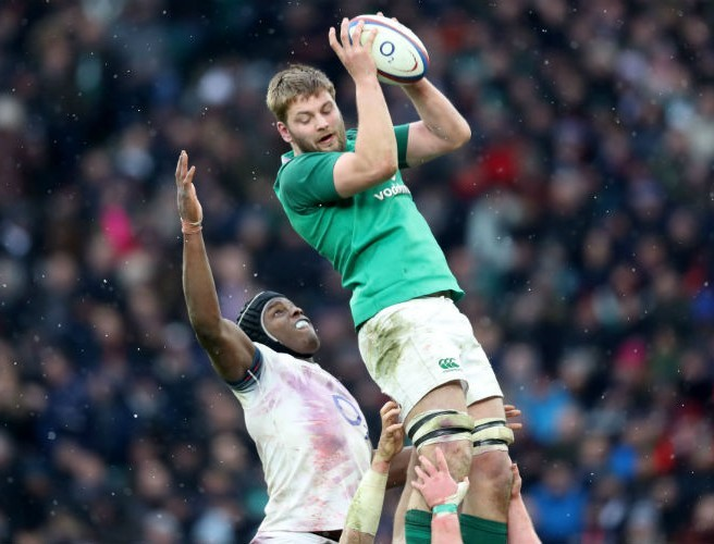 Iain Henderson commits to Ireland and Ulster until 2021