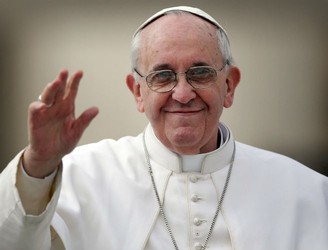Pope Set For Dublin Visit