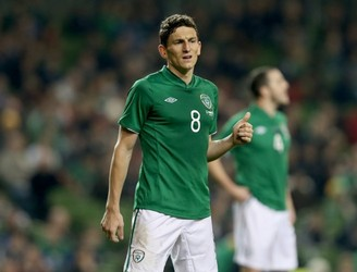 "Keith Andrews: ""If Mark Noble had come into the Ireland squad I would've snapped him in half"""