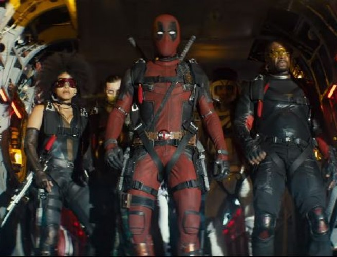 Watch: New Trailer For Deadpool 2
