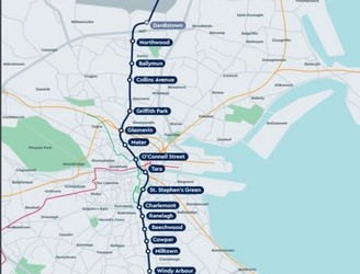 Dubliners Asked For Thoughts On Metrolink Plan