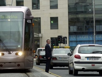Transport Bosses 'Concerned' Luas Doors Opening On Wrong Side