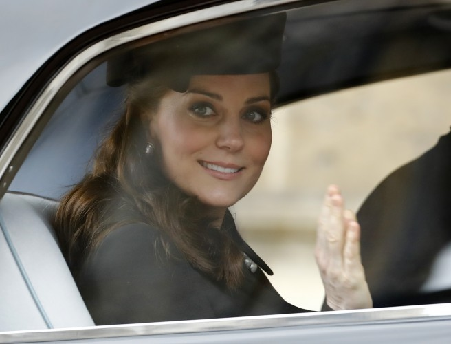 Kate Middleton Gives Birth To Boy