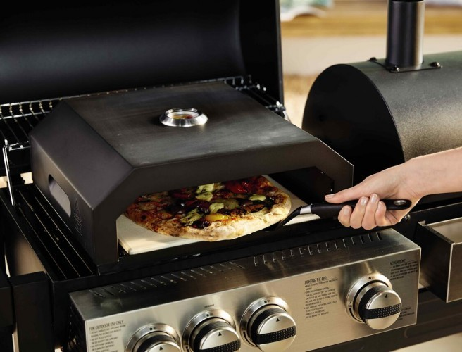 Aldi Is Bringing Out A Barbecue Pizza Oven